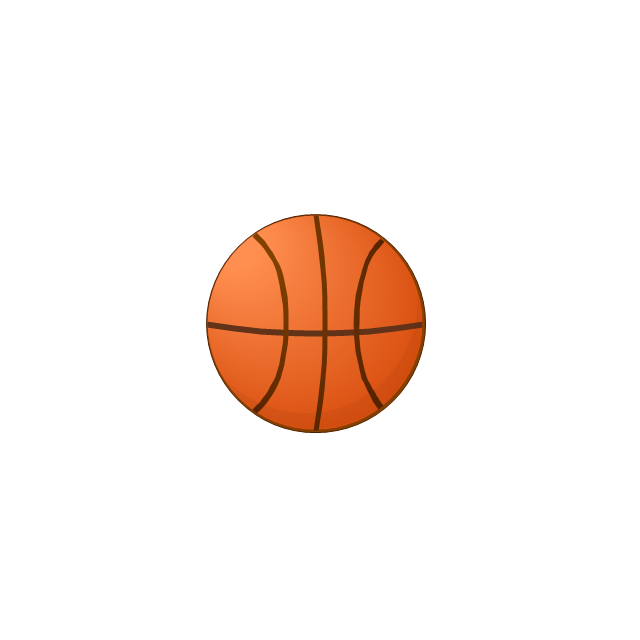 Basketball, ball,