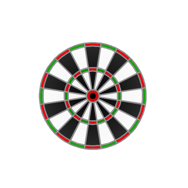 Dartboard, target, dartboard,