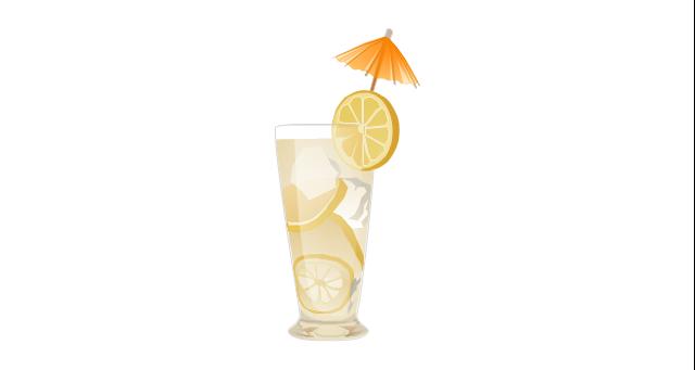 Lemonade, cocktail, lemonade,