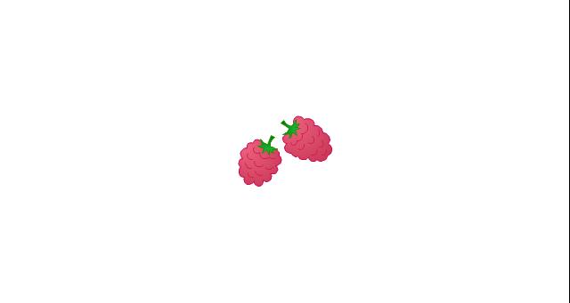 Raspberry, raspberry,