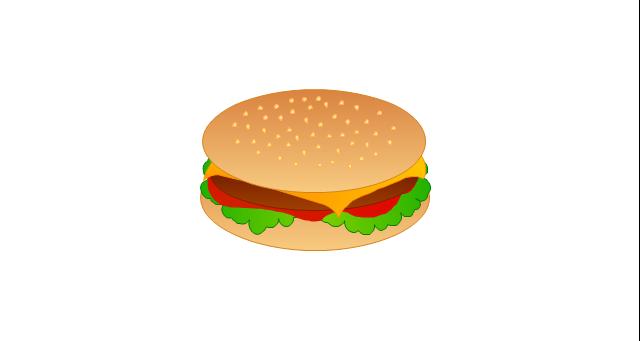 Hamburger, hamburger,