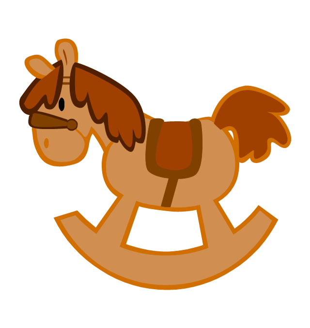 Rocking-horse, rocking-horse,