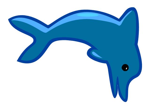 Dolphin, dolphin,