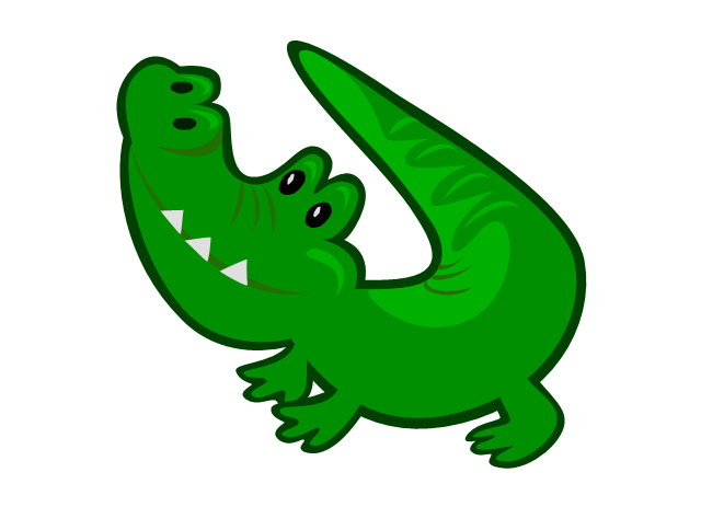 Crocodile, crocodile,