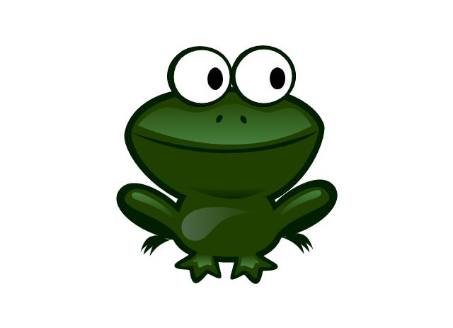 Frog, frog,