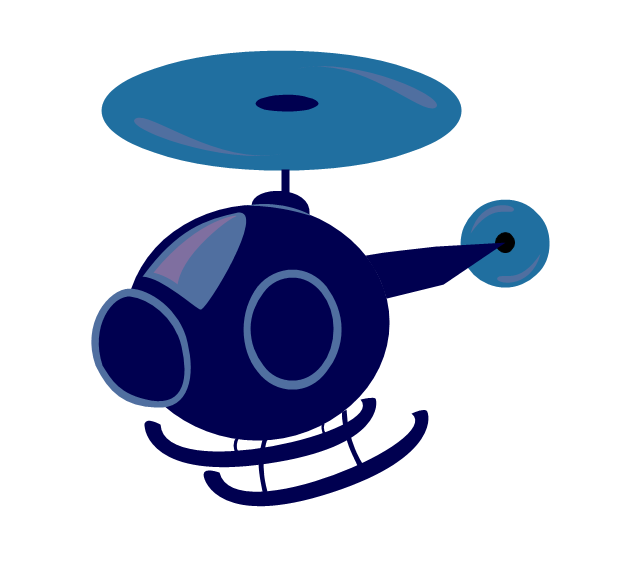 Helicopter 2, helicopter,