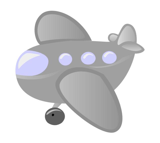 Airplane, airplane, plane,