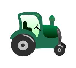 Tractor, tractor,