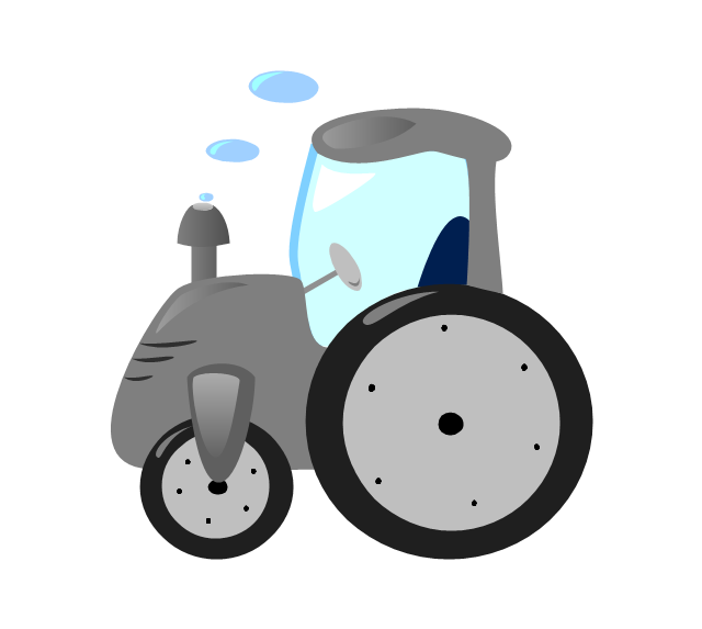 Tractor 2, tractor,