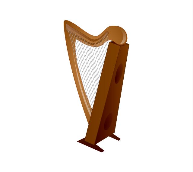Harp, harp,