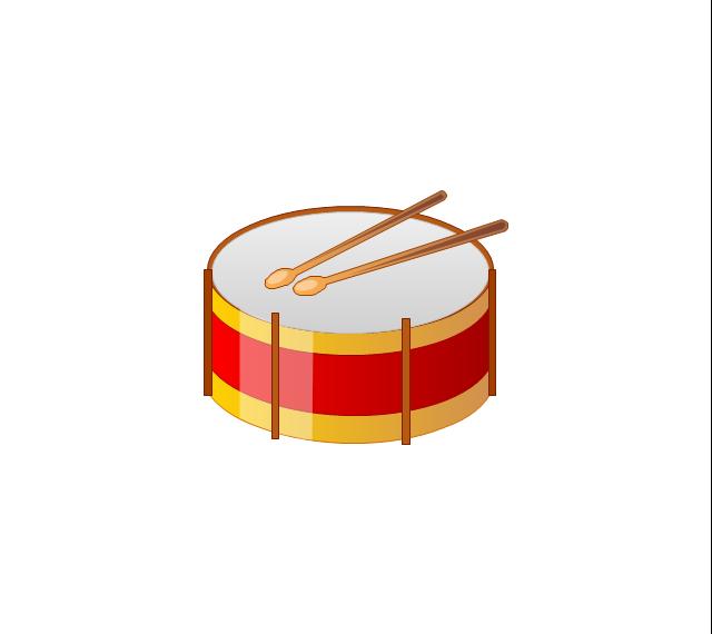 Drum, drum,