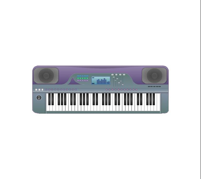 Synthesizer, synthesizer, sound synthesizer,