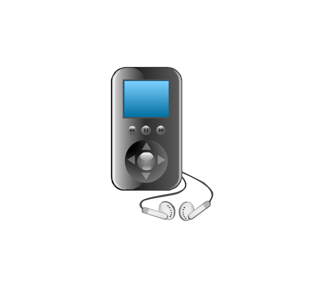 Mobile digital media player, player, audio player, music player,