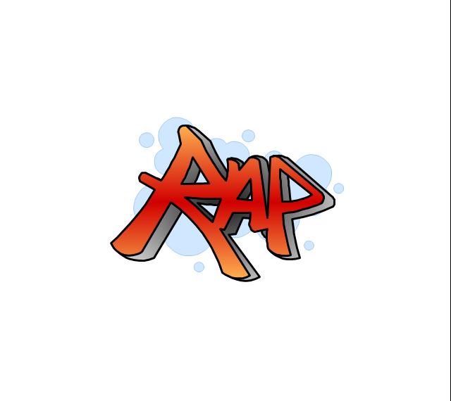 Rap, rap,