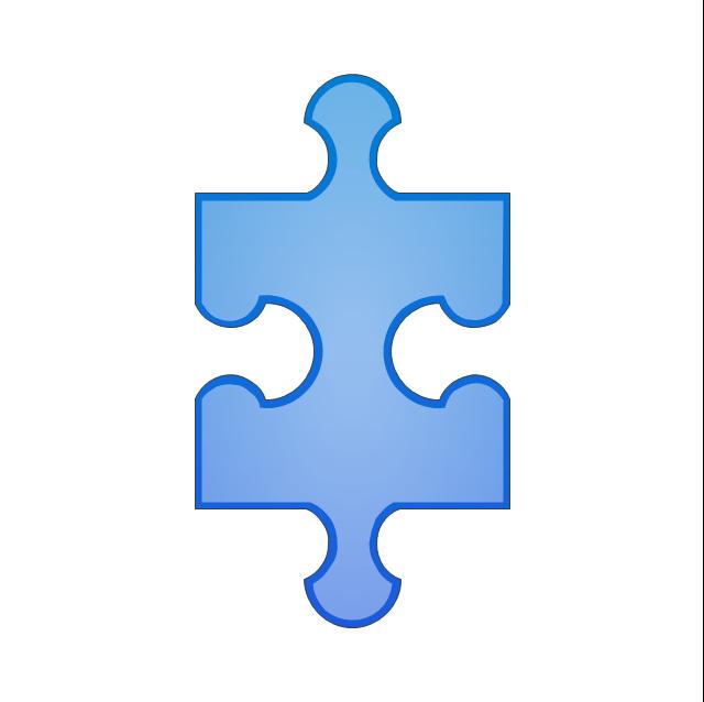 Puzzle middle 3, puzzle,