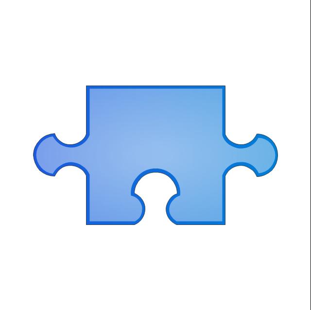Puzzle side 1, puzzle,
