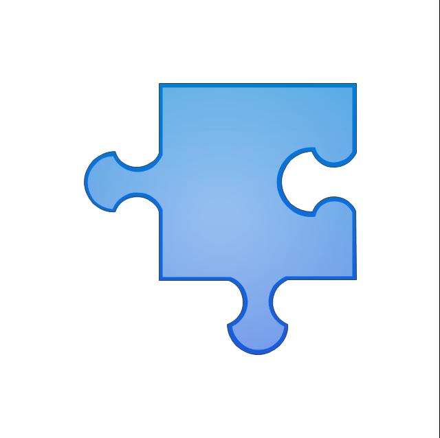 Puzzle side 4, puzzle,