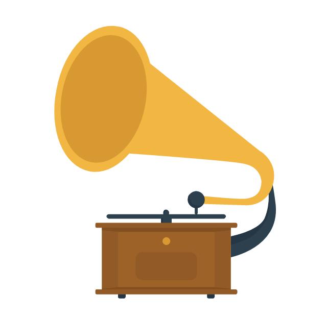 Gramophone, gramophone,