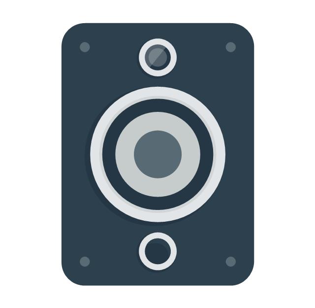 Loudspeaker 1, loudspeaker,