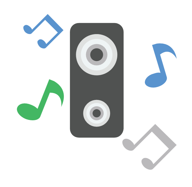 Stereo, stereo, speaker,