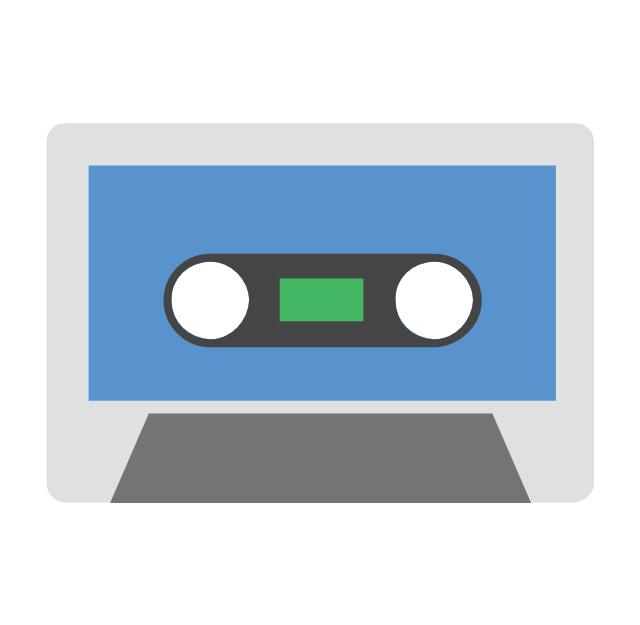 Audio cassette 1, audio cassette,