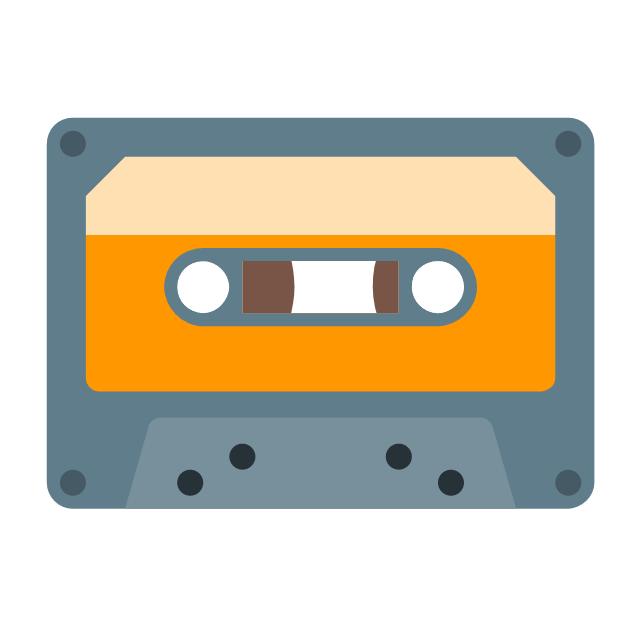 Cassette, cassette,