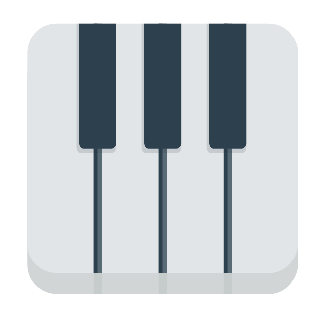 Music keys, music keys,