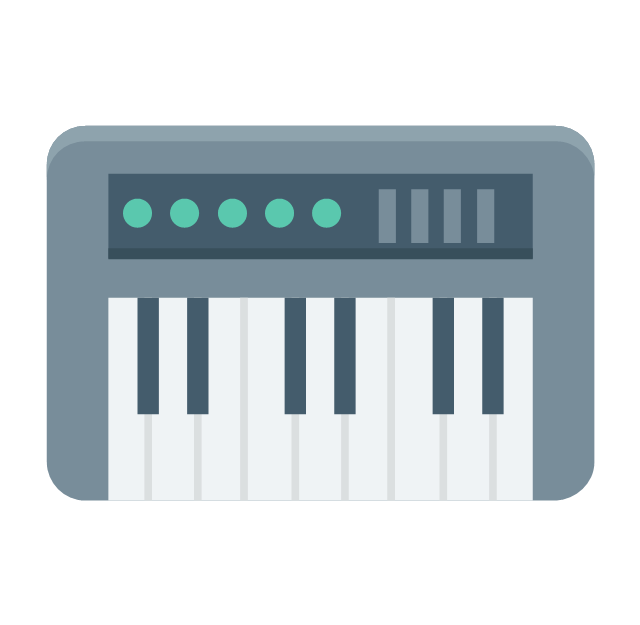 Piano keyboard, piano keyboard,