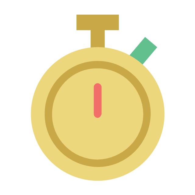 Timer, timer, logistics,