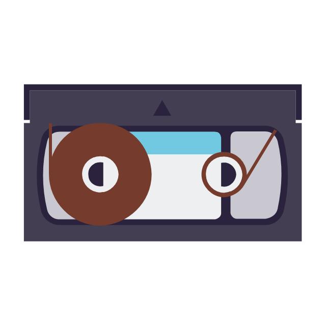 Video cassette, video cassette,