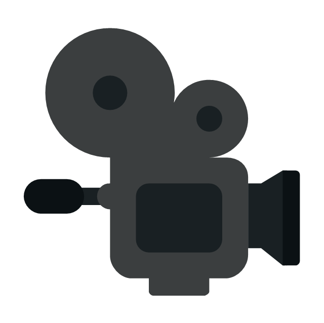 Movie camera, movie camera, video camera, cinema,