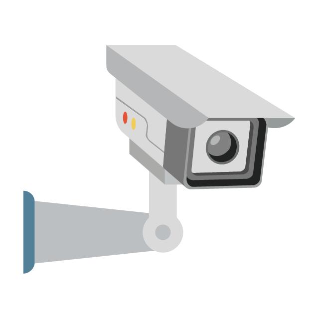 Surveillance camera, surveillance camera, cctv camera,