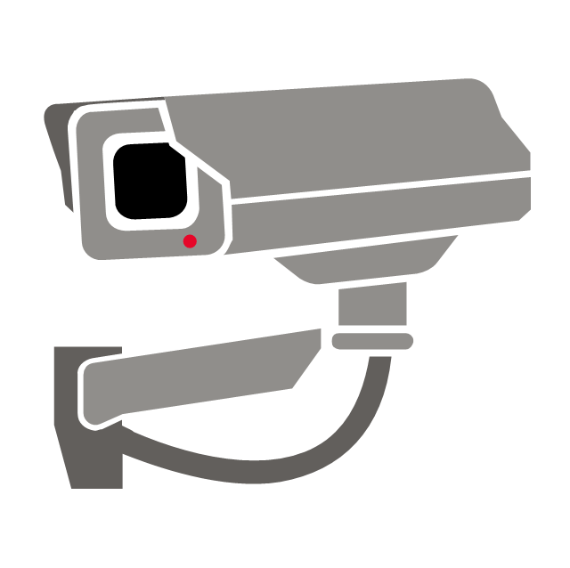 Cctv Camera Electronic on security diagram symbols