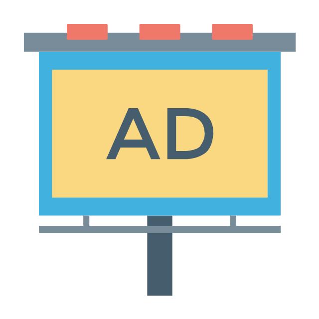 Street advertising, street, advertising,
