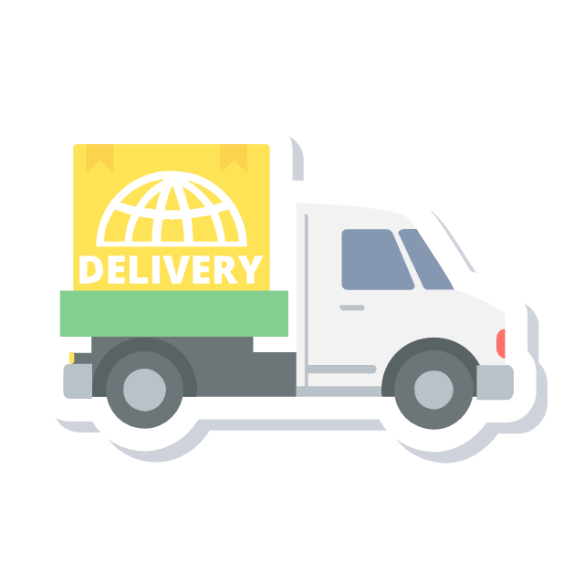 Delivery, delivery,