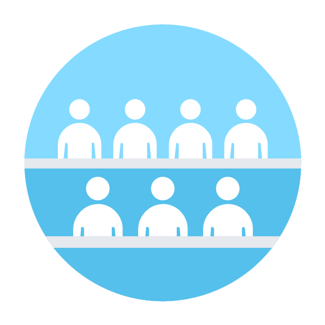Group People Vector Icon Png