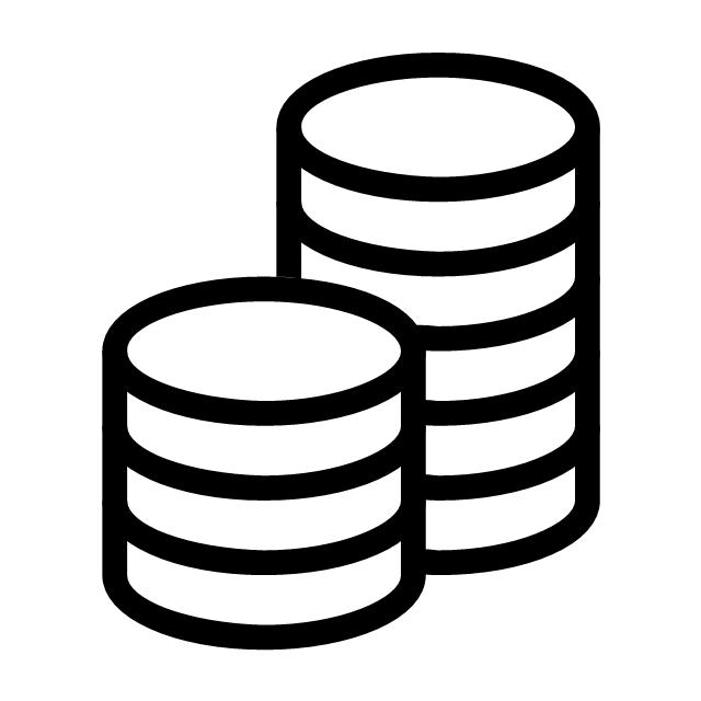 Coins, coins,