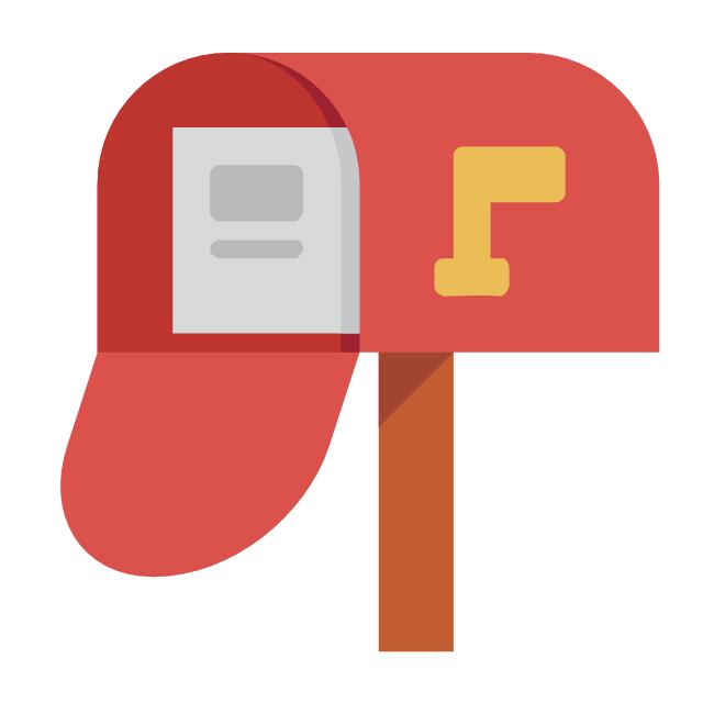 Mailbox, mailbox,