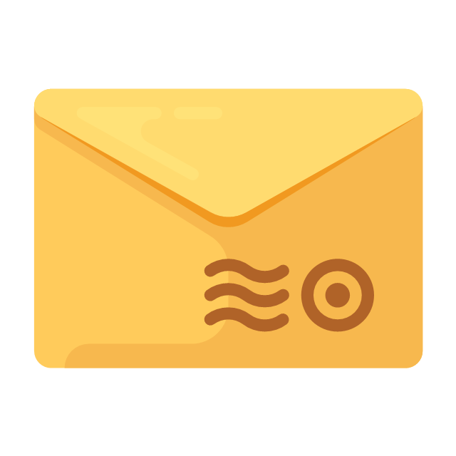 Envelope, envelope,