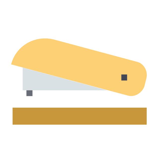 Stapler, stapler,