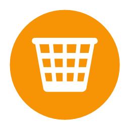 Wastepaper basket, wastepaper basket,