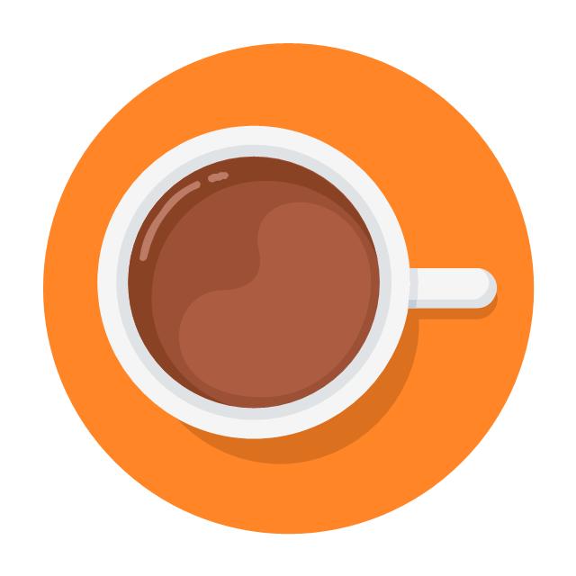 Coffee break, coffee break,