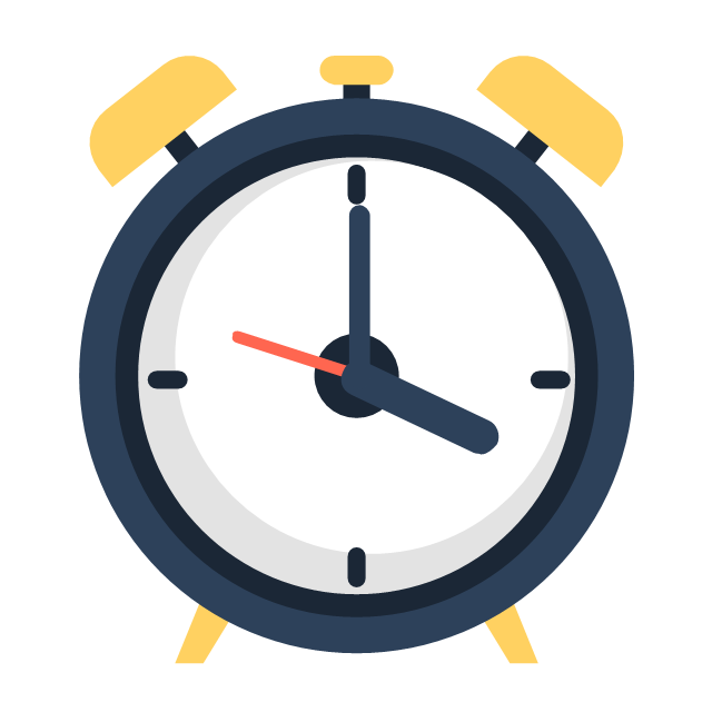 Alarm clock, alarm clock,