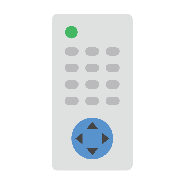 Remote control, remote control,