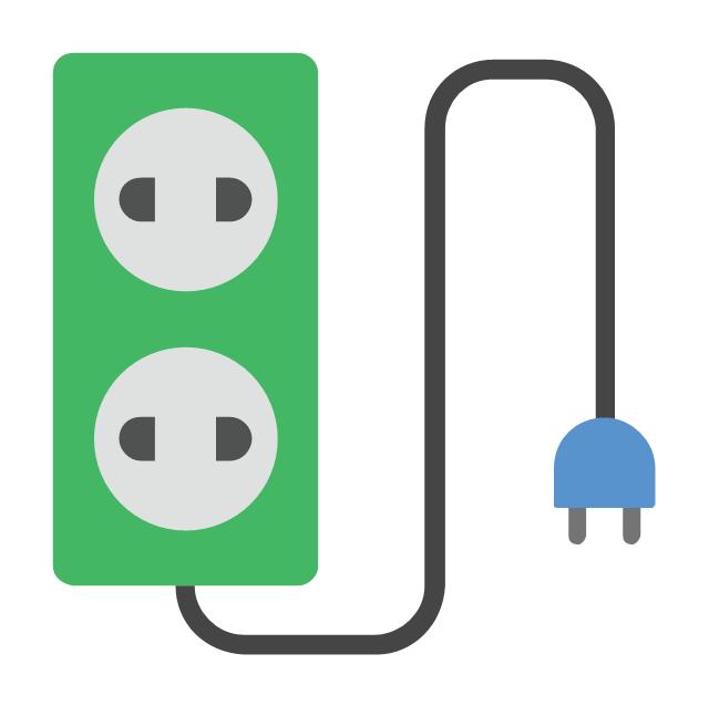 Power socket, power socket,
