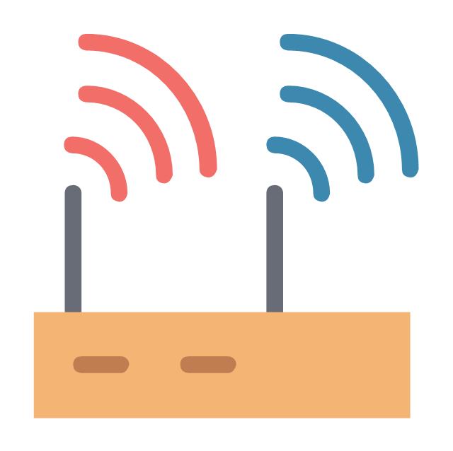 Modem, modem device, modem signals,