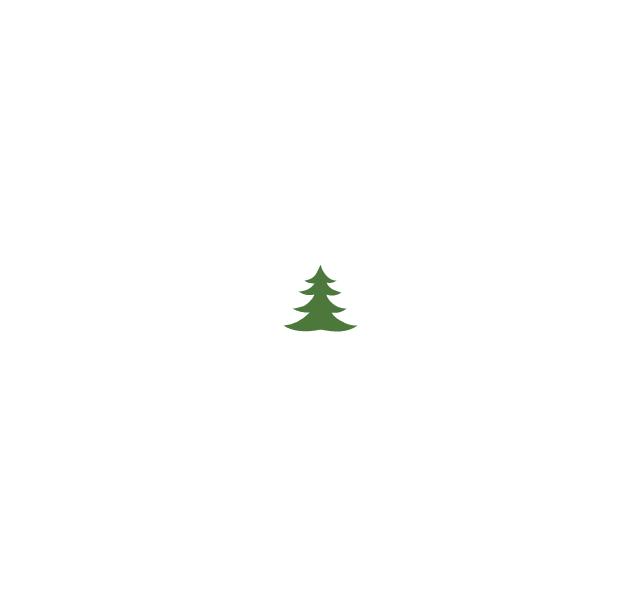 Christmas tree silhouette, Christmas tree silhouette,