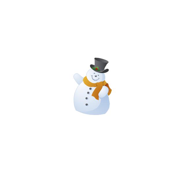Snowman, snowman,
