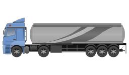 Tank truck, tank truck, tanker truck,