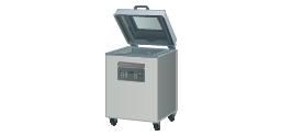 Vacuum packaging machine, vacuum packer,